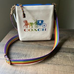 Coach LBGTQ Pride Purse